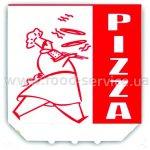 Коробка для пиццы, 300х300*35 мм., 30 шт./уп.
