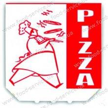 Коробка для пиццы, 450х450*35 мм., 20 шт./уп.