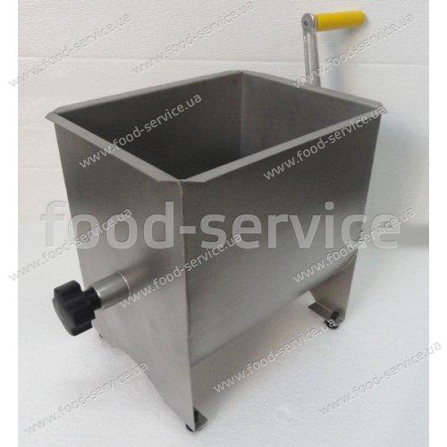 Фаршемешалка настольная ручная Fsdesign 60 литров