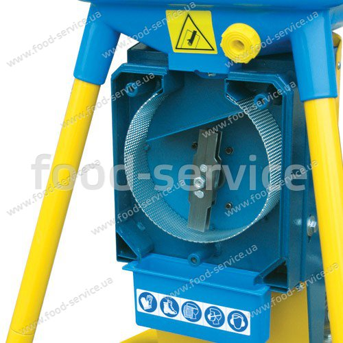 Электрическая мельница для зерна, сахарной пудры, мака GOLIA 4V