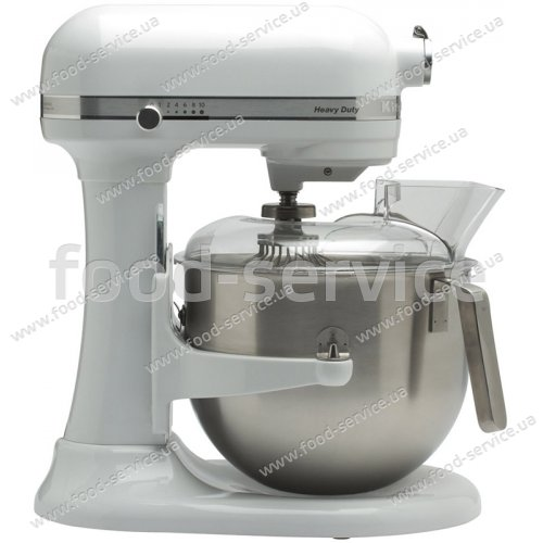Миксер планетарный KitchenAid 5KSM7591XEWH Heavy Duty 6,9L White