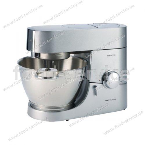 Кухонная машина Kenwood KMC050 Titanium Chef с доп. насадками