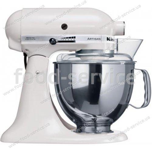 Миксер планетарный KitchenAid 5KSM150PSEWH белый