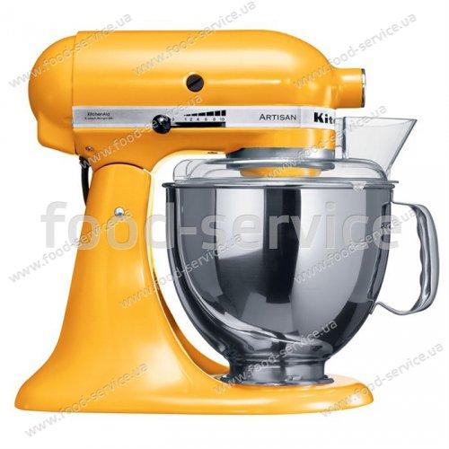 Миксер планетарный KitchenAid 5KSM150PSEYP желтый перец