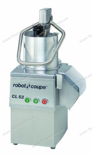 Овощерезка Robot Coupe CL 52 (220V) + диски 28063 и 28195