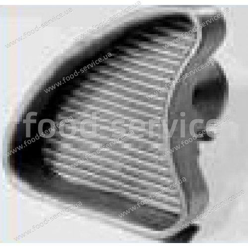 Ручной формовщик для котлет 105x75 мм Indasia KD5, овал