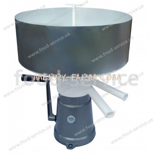 Сепаратор-сливкоотделитель ручной РЗ-ОПС металл