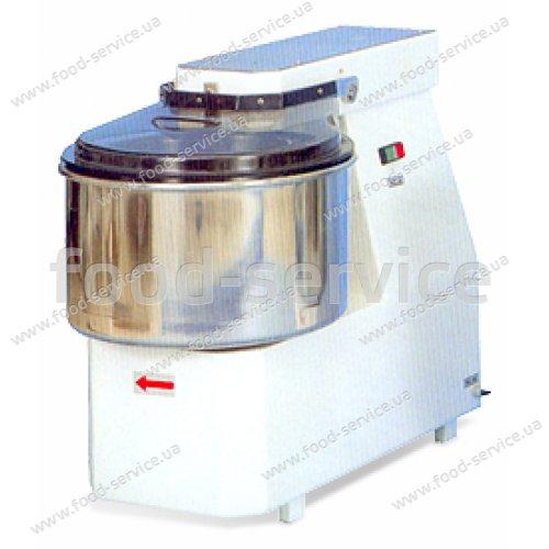 Тестомес PSP 800 25 кг Pasquini (1-скоростн.) 380В