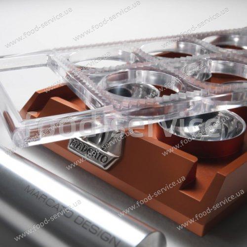 Штамп для изготовления пельменей Marcato Ravioli Tablet blu