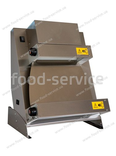 Тестораскаточная машина для пиццы Prismafood DSA 420 RP