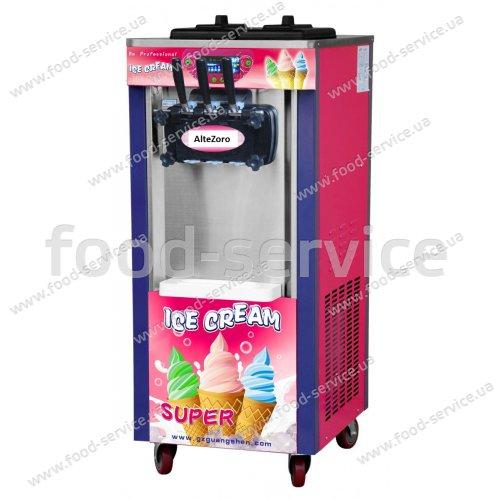 Фризер для мягкого мороженого Altezoro BJ328CR