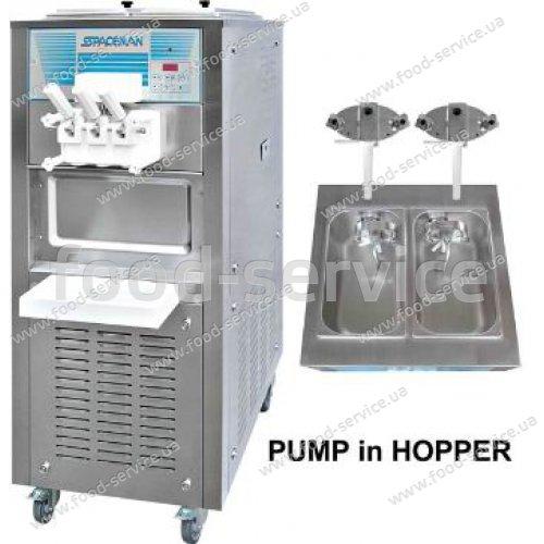 Фризер для мягкого мороженого SPACEMAN 350A