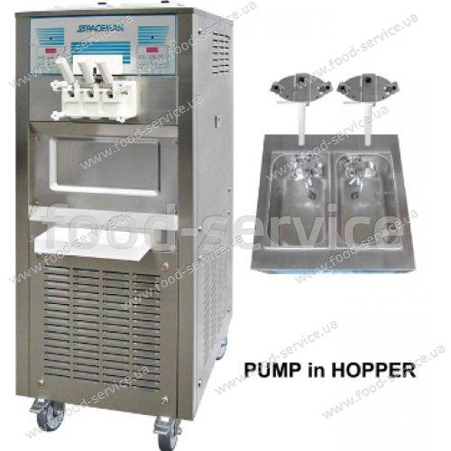 Фризер для мягкого мороженого SPACEMAN 368A б/у