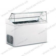 Витрина для твердого мороженого VISAGEL 630V