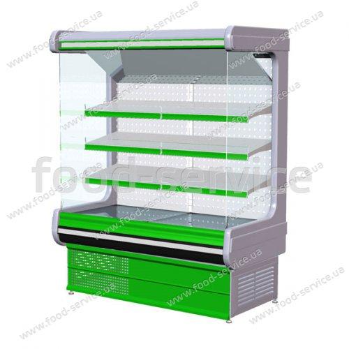 Холодильная витрина Ариада Виолетта ВС-15-160/Ф (для фруктов)