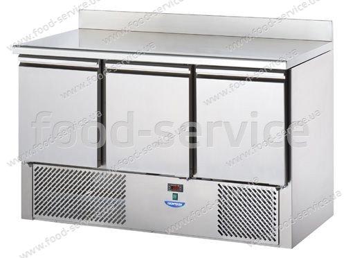 Стол холодильный 3-х дверный Tecnodom SL03AL