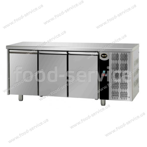 Стол холодильный трехдверный Apach AFM 03