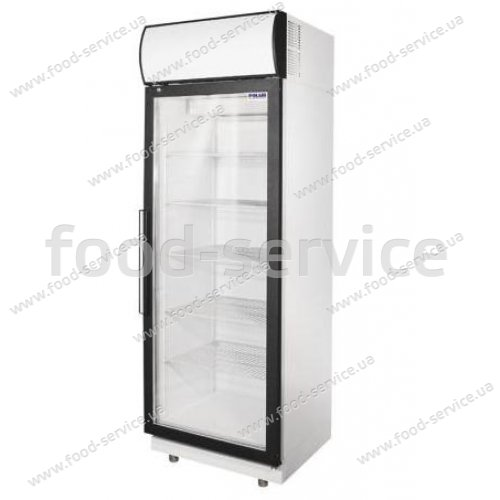 Шкаф холодильный Polair DM105-S (ШХ-0,5 ДС)