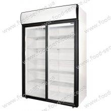 Шкаф холодильный Polair DM110sd-S (ШХ-1,0) купе