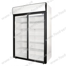 Шкаф холодильный Polair DM114Sd-S (ШХ-1,4 ДС)