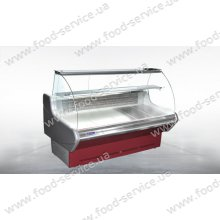 Холодильная витрина ПВХС «ПРИМА» - 1,4, 1350 мм.