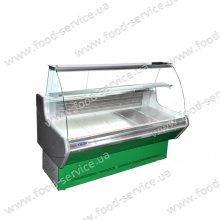 Холодильная витрина ПВХС «ПРИМА» - 1,1, 1100 мм.