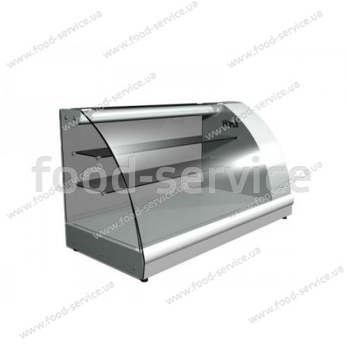 Витрина холодильная ВХС-1,2 Арго XL Люкс, вентилируемая