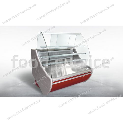 Витрина холодильная кондитерская ВХК «ФЛОРИДА 0,9» - 1,2