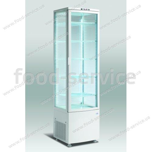 Витрина настольная холодильная SCAN RTC 286