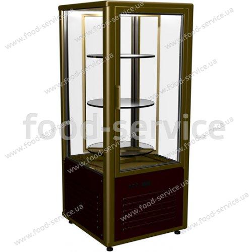 Витрина кондитерская холодильная Сarboma R120Cвр