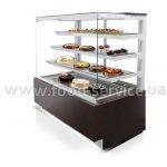 Витрина холодильная кондитерская Cold Malaga 13 C-13 PN-w