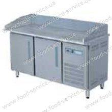 Стол для пиццы холодильный с гранитной столешницей 1,5м, Empero