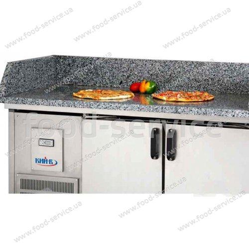 Стол для пиццы с гранитной столешницей СХ- Mб 1,2х0,6м