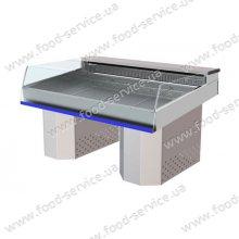Холодильная витрина для продукции на льду Ариада ВУ 17-180