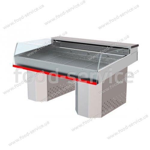 Холодильная витрина для продукции на льду Ариада ВУ 17-200
