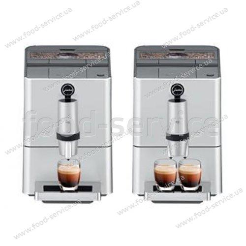 Кофемашина Jura ENA Micro 5 Silver Aroma+
