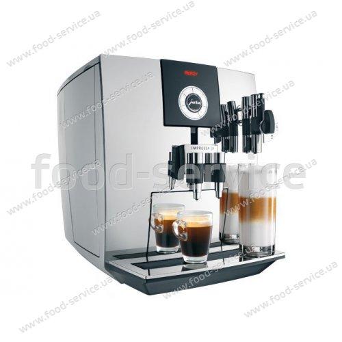 Кофемашина Jura Impressa J9.3 chrome Aroma