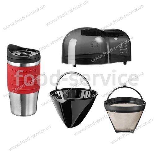 Кофеварка персональная KitchenAid 5KCM0402EAC кремовая
