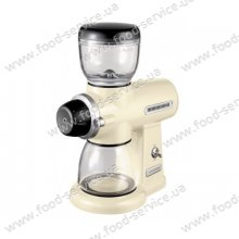 Кофемолка ARTISAN KitchenAid, Кремовая 5KCG100EAC