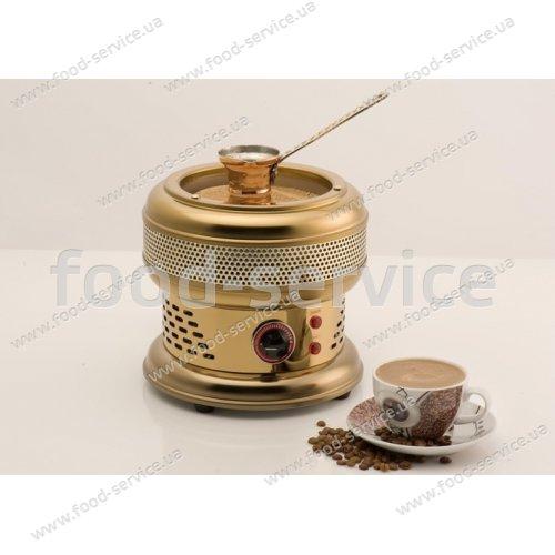 Кофеварка для кофе на песке Johny AK/8-5 Gold