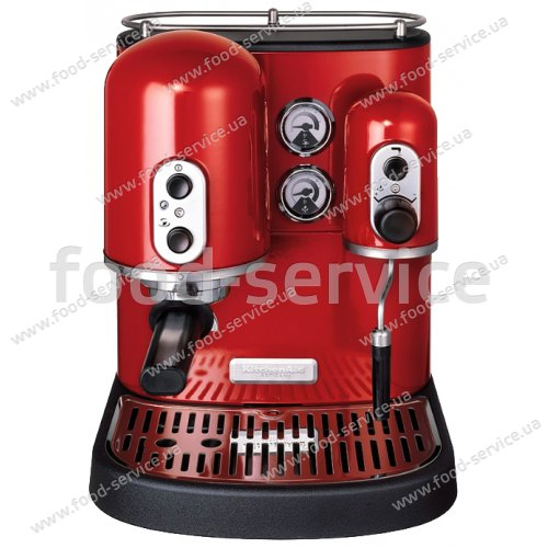 Кофемашина ARTISAN KitchenAid, КРАСНАЯ 5KES100EER