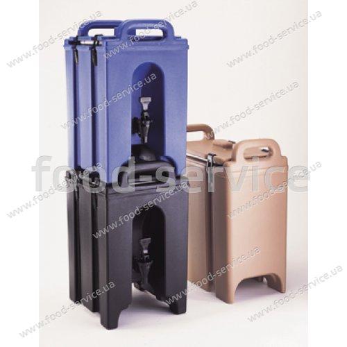 Термоконтейнер для горячих и холодных напитков Cambro 1000LCD на 45л