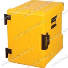 Термоконтейнер для транспортировки вторых блюд Avaplastik AT600