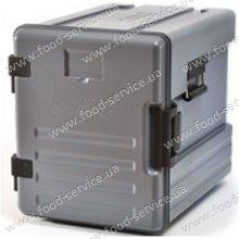 Термоконтейнер для транспортировки вторых блюд Avaplastik AT600 eco