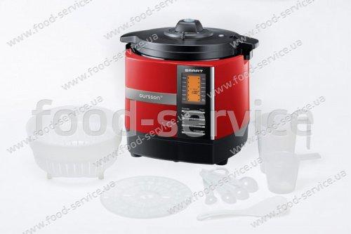 Мультиварка-скороварка на 5л Oursson MP5015PSD/RD