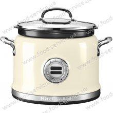 Мультиварка с перемешиванием Kitchen Aid 5KMC4244EАС кремовая