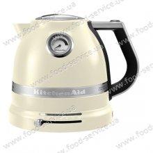 Электрочайник 1,5л KitchenAid 5KEK1522EAC кремовый