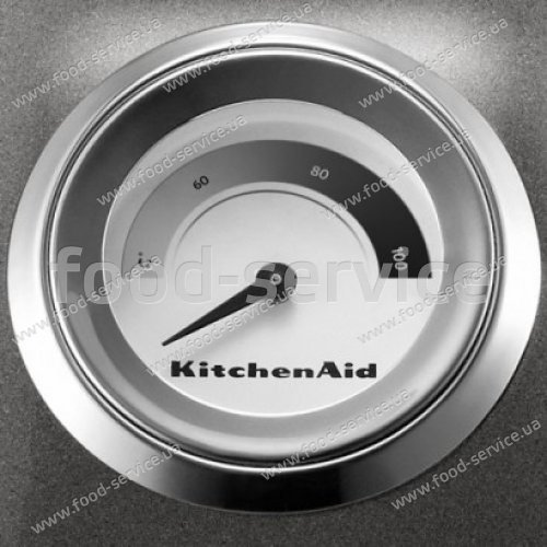 Электрочайник 1,5л KitchenAid 5KEK1522EMS серебряный медальон