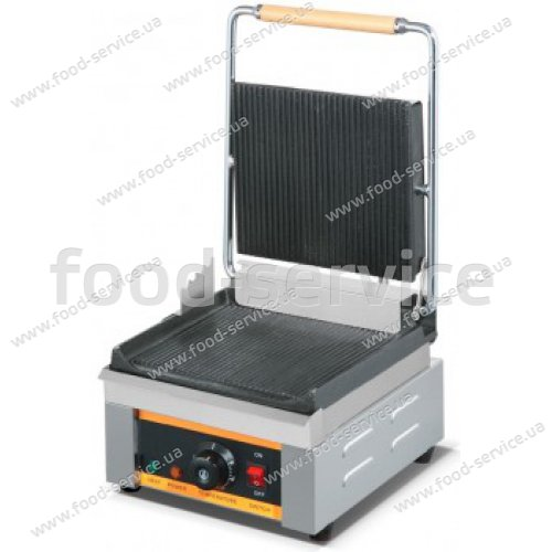 Гриль-тостер FROSTY HEG-G3 (ребро/ребро)
