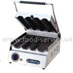 Контактный гриль-тостер для шаурмы Silver 2139